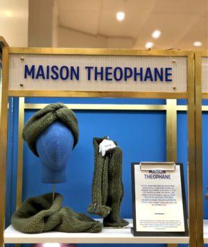 maison tehophane paris tricot accessoires de tete made in france galeries lafayettes haussmann