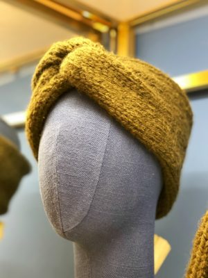 maison tehophane paris tricot accessoires de tete made in france headband