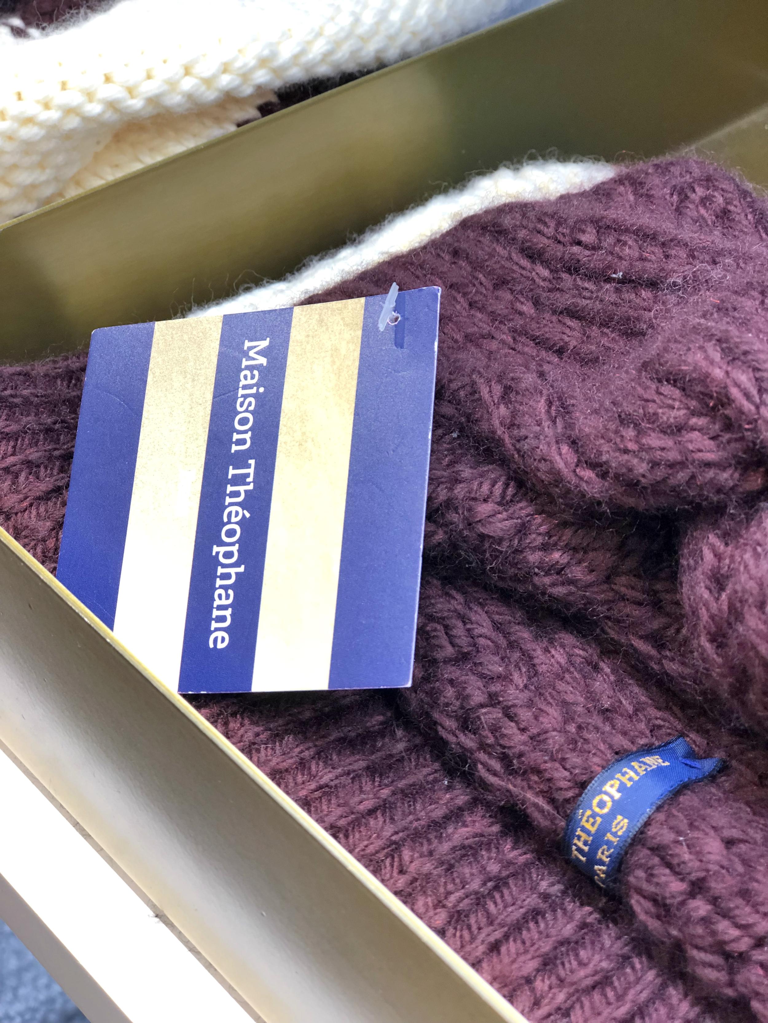 maison tehophane paris tricot accessoires de tete made in france