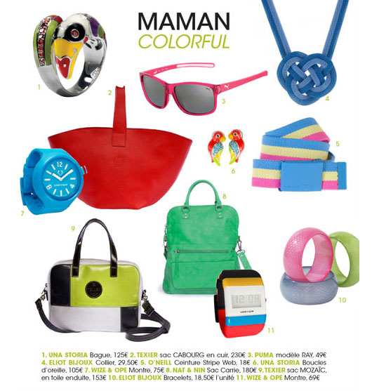 maman colorful timodelle