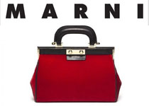 MARNI collection Sacs Automne-Hiver 2013