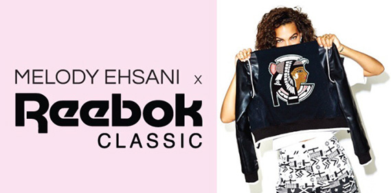 melody ehsani reebok valentines day  Une