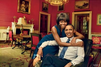 michelle obama vogue us april