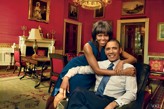 Michelle Obama Vogue US April 2013