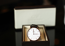 Montre Classic York Lady par Daniel Wellington