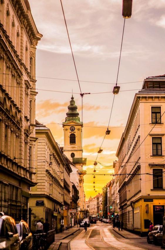 my perfect day in vienna rue e