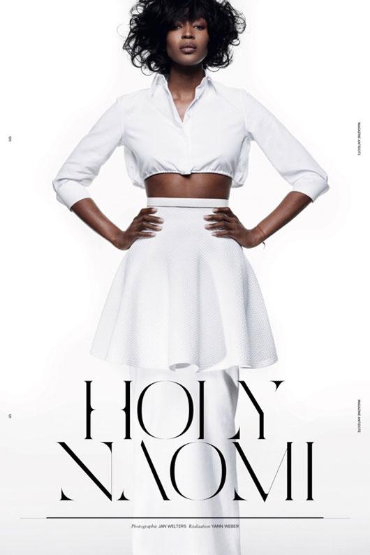 naomi-antidote_1 Naomi Campbell pour Antidote Magazine