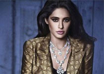 Nargis Fakhri pour Vogue India
