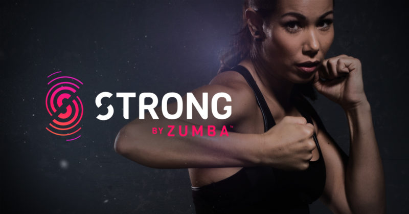 neoness strong by Zumba Paris