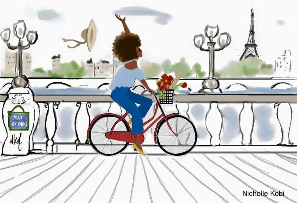 nichollekobi illustration paris je taime rentree bilan