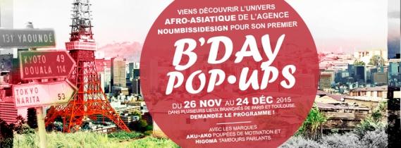 noumbissidesign  bday popups