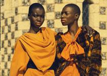 Nykhor Paul & Nala Diagouraga dans «Colorific» par Gabor Szantai