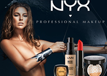 Le maquillage Nyx Cosmetics arrive en France