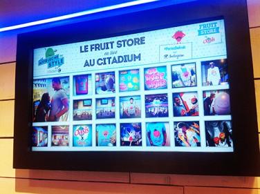 oasis be fruit citadium instagram