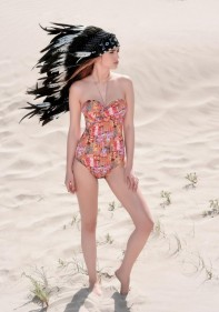 one by grain de sable maillot de bain cheyenne