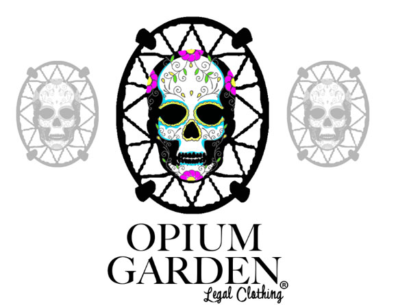 opium garden clothing by marciano