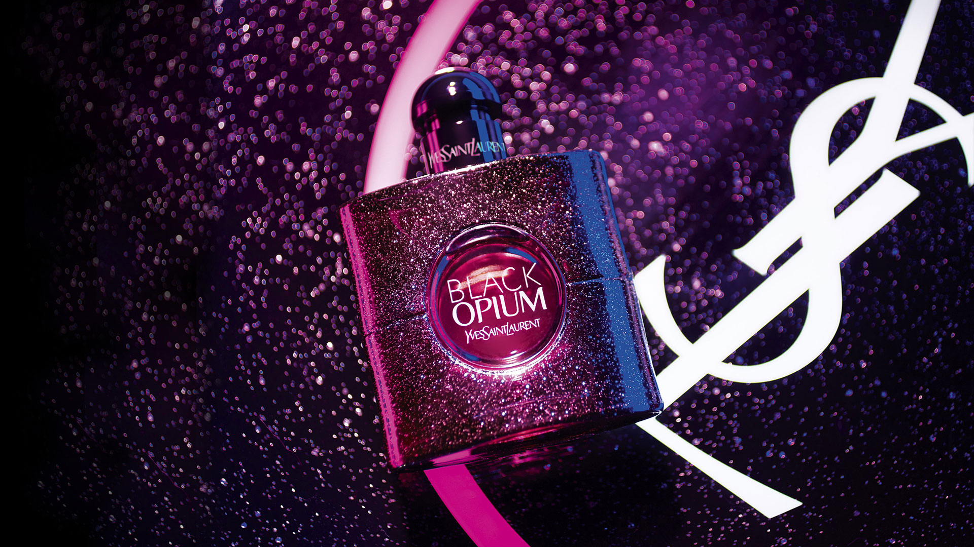 parfum black opium yves saint laurent