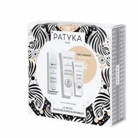 patyka coffret visage noel vegan bio cosmetics