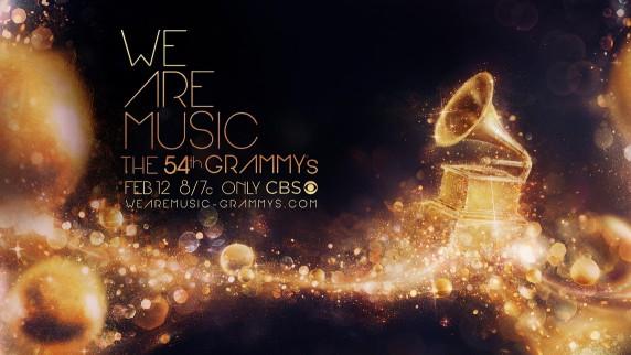 54ème cérémonie des Grammy Awards