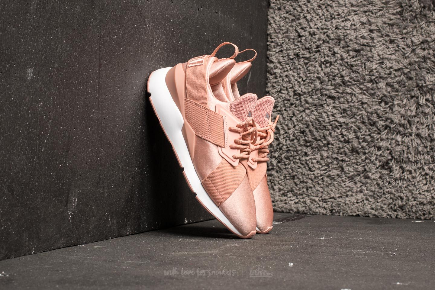 puma muse satin ep wn s peach beige puma white