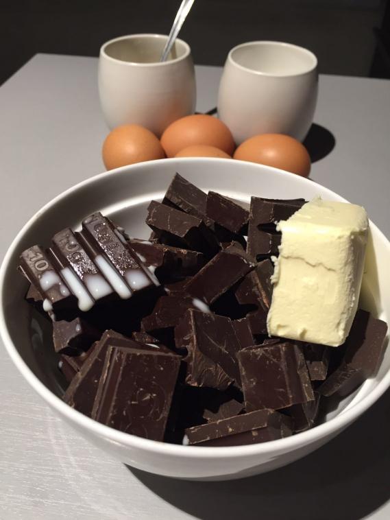 recette-chocolat-saint-valentin-coup-de-foudre1 Recette dessert Saint-Valentin : Coup de foudre au chocolat