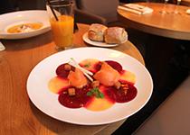 restaurant vingt  georges V paris Home