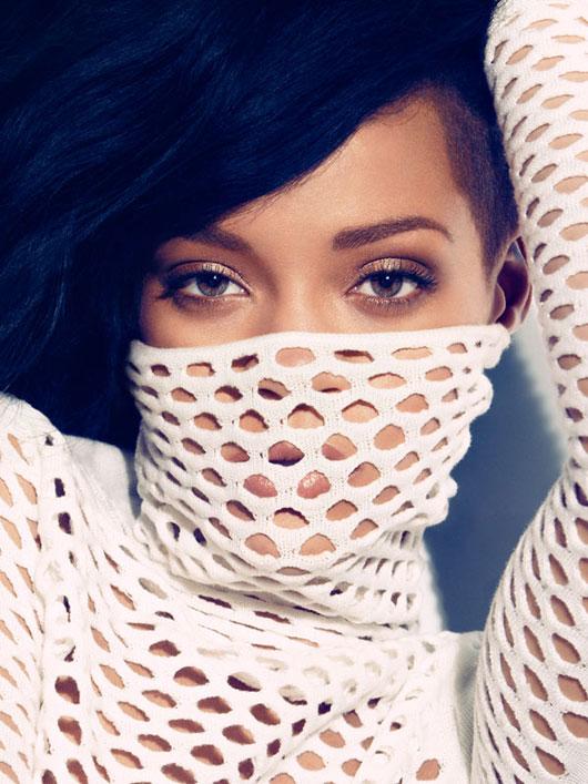 rihanna-harpers-us-4 Rihanna en couv' d'Harper's Bazaar US par Camilla Akrans