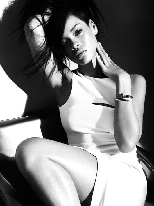 rihanna-harpers-us-8 Rihanna en couv' d'Harper's Bazaar US par Camilla Akrans