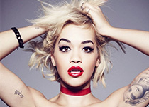 Rita Ora pour Rimmel London Printemps 2014