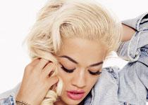 Rita Ora pour Glamour Magazine : 'I call Beyonce an alien!'