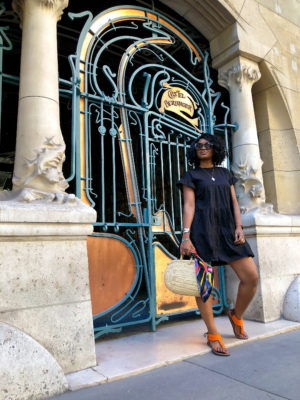 robe prettylittlething freywille marc jacobs outfit 02