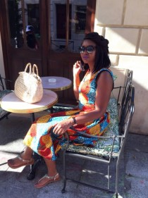 robe wax dieyna turbanista paris happy birthday aissata