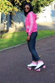 rookie rythm rollerskates adidas jeux d enfants