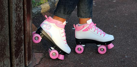rookie rythm rollerskates adidas jeux d enfants Une