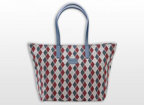 sac a main bagage Mademoiselle France pierre et la louve