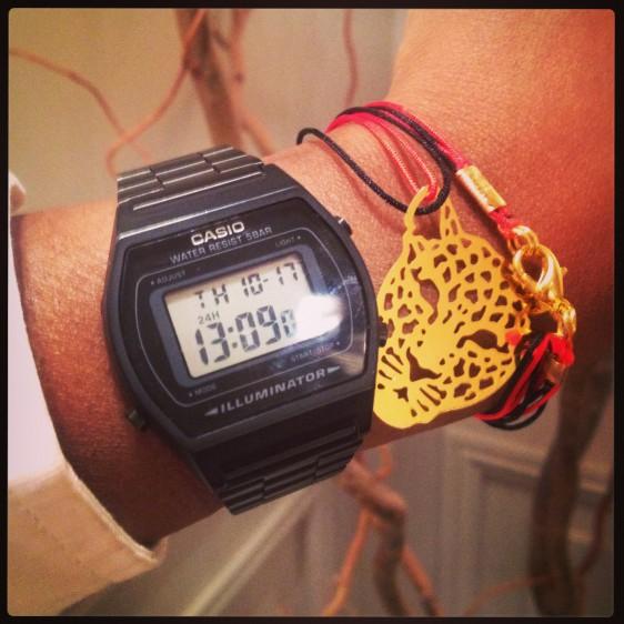 salon creation savoir faire bracelet tigre chic maker e