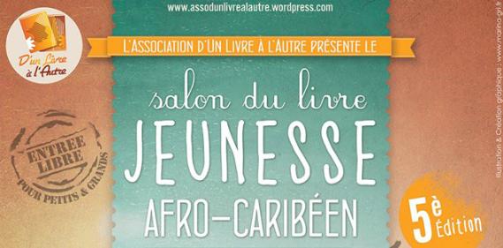 salon du livre jeunesse afro carriben clichy Une