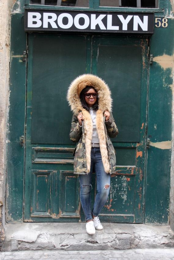 selection manteau doudoune hiver