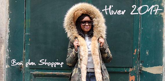 selection manteau doudoune hiver Une