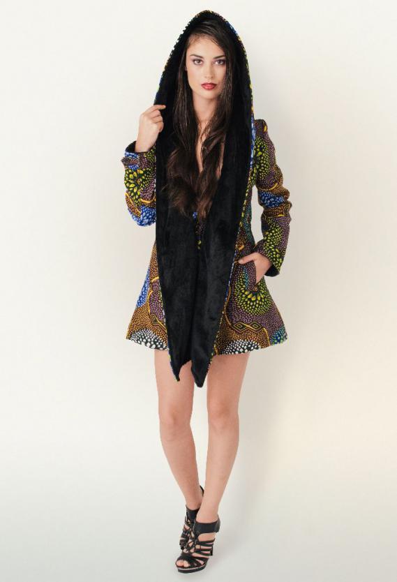 selection manteaux de fetes de fin dannee mansaya manteau fourrure