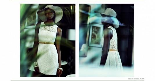 serie mode nouveauchic jennyfer Nilufar Khalessi
