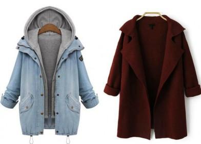 sheinside selection manteaux vestes