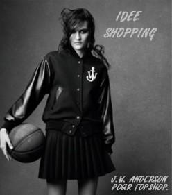 shopping topshop jwanderson