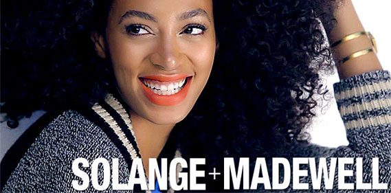 solange knowles madewell une