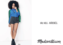Solange Knowles New Face of Madewell
