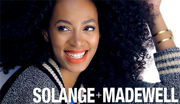 solange_knowles_madwell Solange Knowles New Face of Madewell