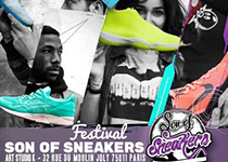 Son Of Sneakers Festival à Paris les 20 & 21 septembre 2014