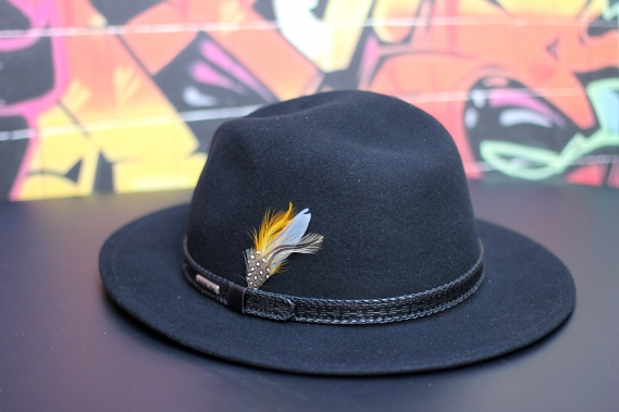 stetson la fille au chapeau
