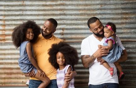 stop the lye cheveux afro enfants paris fathers creative soul photography