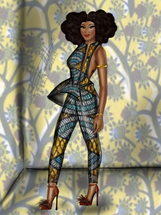 style_illustration_peniel_enchill My Best Wishes for 2015